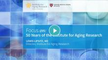 Susan L  Mitchell, M D , M P H  | Institute for Aging Research